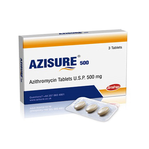 Azithromycin Tablets Usp 500 Mg