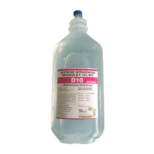 Dextrose Intravenous Infusion 10% Bp