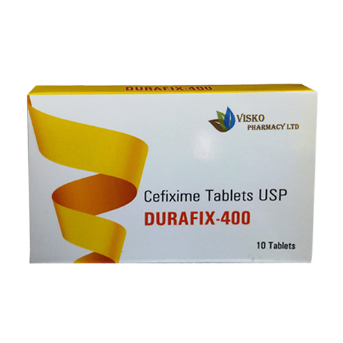 Cefixime Tablets Usp 400 Mg