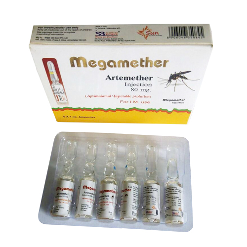 Artemether Injection 80 Mg/Ml