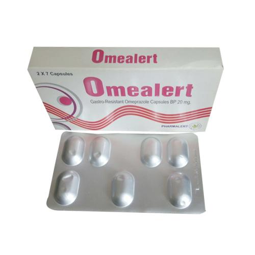 Gastro-Resistant Omeprazole Capsules Bp 20 Mg