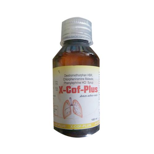 Dextromethorphan Hbr, Chlorpheniramine Maleate, Phenylephrine Hci Syrup