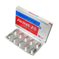 Isotretinoin 20 Mg Capsules