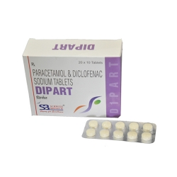 Paracetamol 500 Mg + Diclofenac Sod. 50 Mg Tablets
