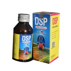 Codeine Phosphate, Diphenhydramine Hydrochloride, Sodium Citrate & Menthol Syrup