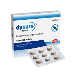 Dihydroartemisinin 40 Mg Piperaquine Phosphate 320 mg