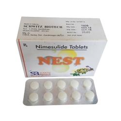 Nimesulide Tablets 100mg