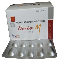 Pregabalin 75 Mg + Methylcobalamin 1500 Mcg Capsules