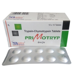 Trypsin-Chymotrypsin Tablets