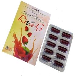 Panax Ginseng + Vitamins + Minerals Capsules