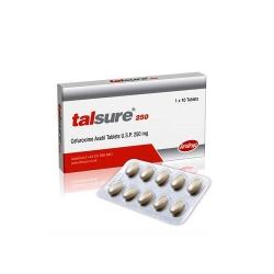 Cefuroxime Axetil Tablets Usp 250 Mg