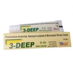 Miconazole + Neomycin + Fluocinolone Cream Ointment
