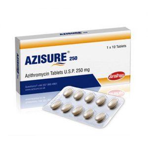 Azithromycin Tablets Usp 250 Mg