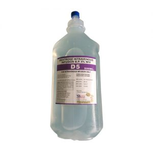 Dextrose 5 W/V Intravenous Infusion Bp