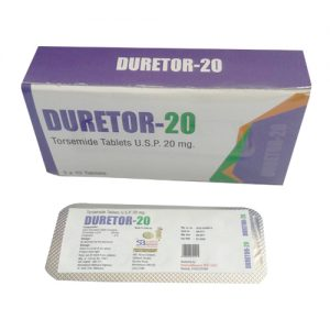 Torsemide Tablet Usp 20 Mg