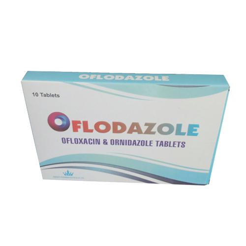 Ofloxacin 200 Mg Ornidazole 500 Mg