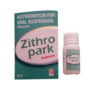 Azithromycin For Oral Suspension 200mg/5ml