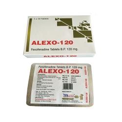 Fexofenadine Tablets Bp 120mg