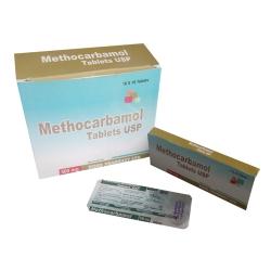 Methocarbamol Tablet Usp 500 Mg